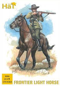 Kolonial-Kriege: Grenzwache auf Pferd · HAT 8206 ·  HäT Industrie · 1:72