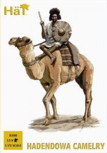 Hadendowah Camelry · HAT 8208 ·  HäT Industrie · 1:72