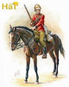 Zulu Wars: British Mounted Infantry · HAT 8209 ·  HäT Industrie · 1:72