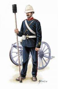 British Colonial Artillery · HAT 8210 ·  HäT Industrie · 1:72