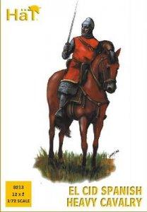 El Cid Spanish Heavy Cavalry · HAT 8213 ·  HäT Industrie · 1:72