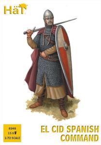 El Cid Spanisches Kommando · HAT 8248 ·  HäT Industrie · 1:72