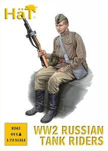 Russian Tank Riders · HAT 8263 ·  HäT Industrie · 1:72