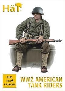 US Tank Riders · HAT 8265 ·  HäT Industrie · 1:72