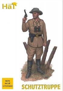 WWI Deutsche Schutztruppe · HAT 8270 ·  HäT Industrie · 1:72