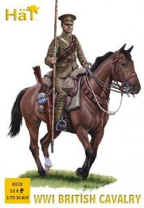 WWI Britische Kavallerie · HAT 8272 ·  HäT Industrie · 1:72