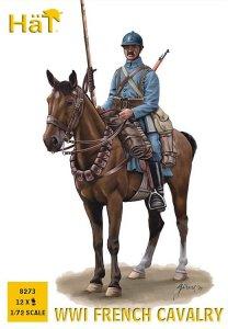 Französische Kavallerie · HAT 8273 ·  HäT Industrie · 1:72