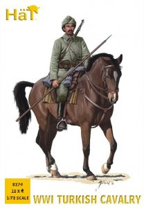 Türkische Kavallerie · HAT 8274 ·  HäT Industrie · 1:72