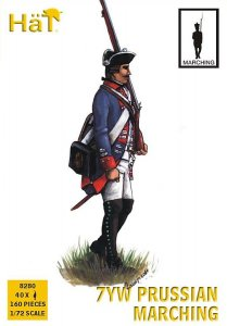 Preussische Infanterie · HAT 8280 ·  HäT Industrie · 1:72