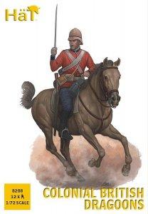 WWI Britische Dragoner · HAT 8288 ·  HäT Industrie · 1:72