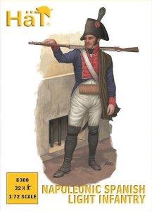 Spanische leichte Infanterie · HAT 8300 ·  HäT Industrie · 1:72