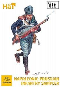 Preußische Infanterie, Set · HAT 8329 ·  HäT Industrie · 1:72