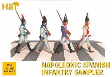 Spanische Infanterie     · HAT 8330 ·  HäT Industrie · 1:72