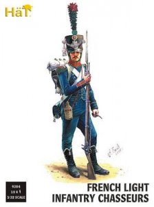 French Light Infantry Chasseurs · HAT 9304 ·  HäT Industrie · 1:32