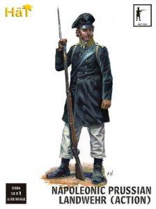 Prussian Landwehr Action · HAT 9324 ·  HäT Industrie · 1:32