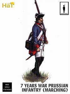 7YW Prussian March · HAT 9401 ·  HäT Industrie · 1:32