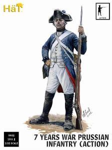 7YW Prussian Action · HAT 9402 ·  HäT Industrie · 1:32