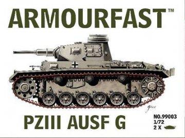 Panzer III Ausführung G · HAT 9903 ·  HäT Industrie · 1:72