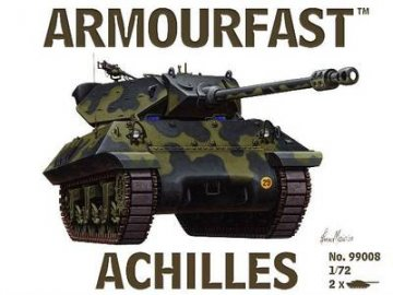 Achilles Tank Destroyer · HAT 9908 ·  HäT Industrie · 1:72
