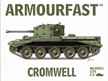 Armourfast Cromwell · HAT 9913 ·  HäT Industrie · 1:72