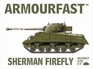 Sherman Firefly WWII · HAT 9917 ·  HäT Industrie · 1:72