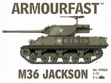 M36 Jackson · HAT 9925 ·  HäT Industrie · 1:72