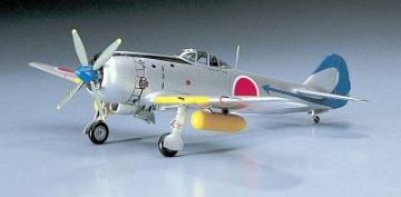Nakajima Ki 84 Frank (Hayate) · HG 600134 ·  Hasegawa · 1:72