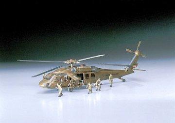 UH-60A Black Hawk · HG 600433 ·  Hasegawa · 1:72