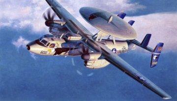 E-2C Hawkeye 2000 `U.S. Navy` New Tooling · HG 600531 ·  Hasegawa · 1:72