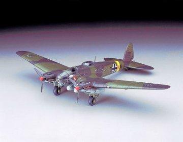 Heinkel He 111 H-6 (Late Version) · HG 600551 ·  Hasegawa · 1:72
