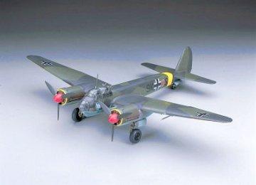 Junkers Ju 88 A-4 (Luftwaffe Bomber) · HG 600555 ·  Hasegawa · 1:72
