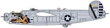 B-24J Liberator · HG 600559 ·  Hasegawa · 1:72