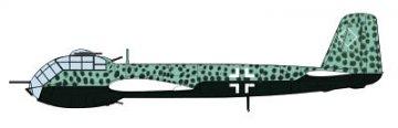 Junkers Ju 188 A/E · HG 600561 ·  Hasegawa · 1:72