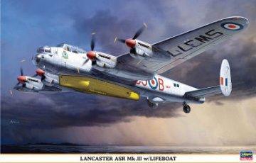 Lancaster ASR Mk.III w/Lifeboat · HG 600945 ·  Hasegawa · 1:72