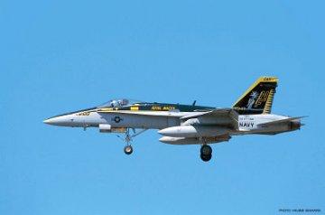 F/A-18C & F/A-18E VFA-27 Royal Maces History (2 Kits/Box) · HG 600981 ·  Hasegawa · 1:72