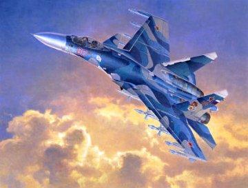 Su-33 Flanker D · HG 601565 ·  Hasegawa · 1:72