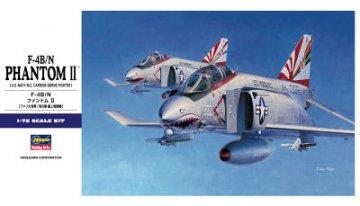 F4B/N Phantom II · HG 601566 ·  Hasegawa · 1:72
