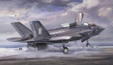 F35 Lightning II, B-Version · HG 601576 ·  Hasegawa · 1:72