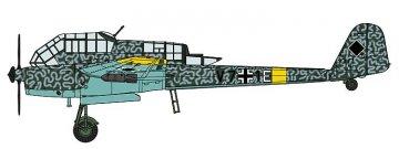 Focke-Wulf FW 189 A-1/2 · HG 602275 ·  Hasegawa · 1:72