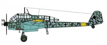 Focke-Wulf FW 189 A-1 Nachtjäger · HG 602286 ·  Hasegawa · 1:72