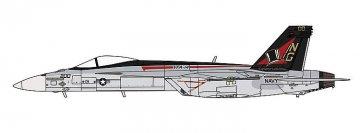 F/4-18E Super Hornet, VFA-14 Thophatters CAG · HG 602309 ·  Hasegawa · 1:72