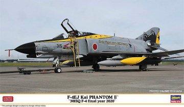 F-4EJ Kai Phantom II, 301SQ F-4 Final Year 2020 · HG 602319 ·  Hasegawa · 1:72