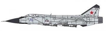 Mikoyan-31B Foxhound · HG 602321 ·  Hasegawa · 1:72
