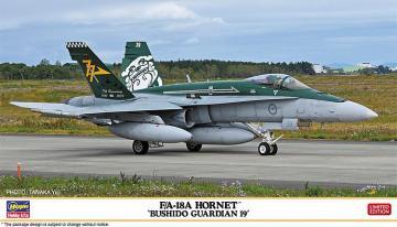 FA-18A Hornet Bushido Guardian 19 · HG 602328 ·  Hasegawa · 1:72