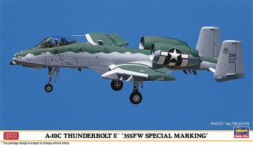 A-10C Thunderbolt II, 355FW Special Marking · HG 602333 ·  Hasegawa · 1:72