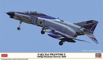 F-4EJ Kai Phantom II, 301sq Phantom forever 2020 · HG 602355 ·  Hasegawa · 1:72