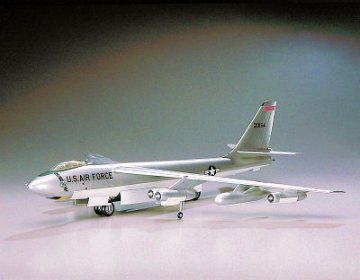 B-47E Stratojet · HG 604007 ·  Hasegawa · 1:72