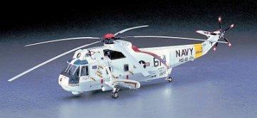SH-3H Sea King · HG 607201 ·  Hasegawa · 1:48