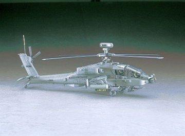 Hughes AH-64D Apache Longbow U.S. Army · HG 607223 ·  Hasegawa · 1:48