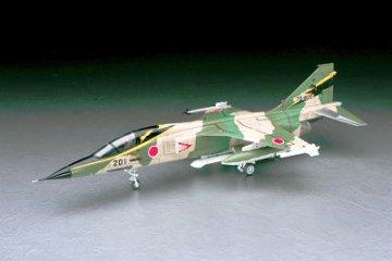 Mitsubishi F1            · HG 607235 ·  Hasegawa · 1:48